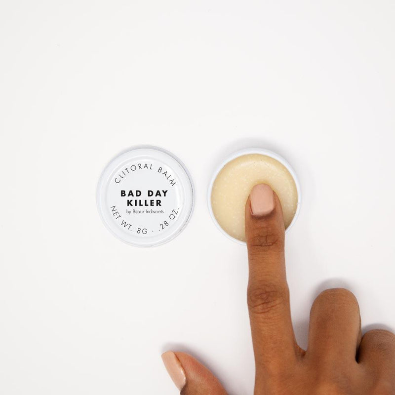 Bijoux Indiscrets Bad Day Killer: Clitoral Balm - Kinkly Shop