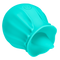Cloud 9 Flutter Tongue in Teal | Kinkly Shop