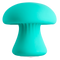 Cloud 9 Mushroom Massager in Teal | Kinkly Shop