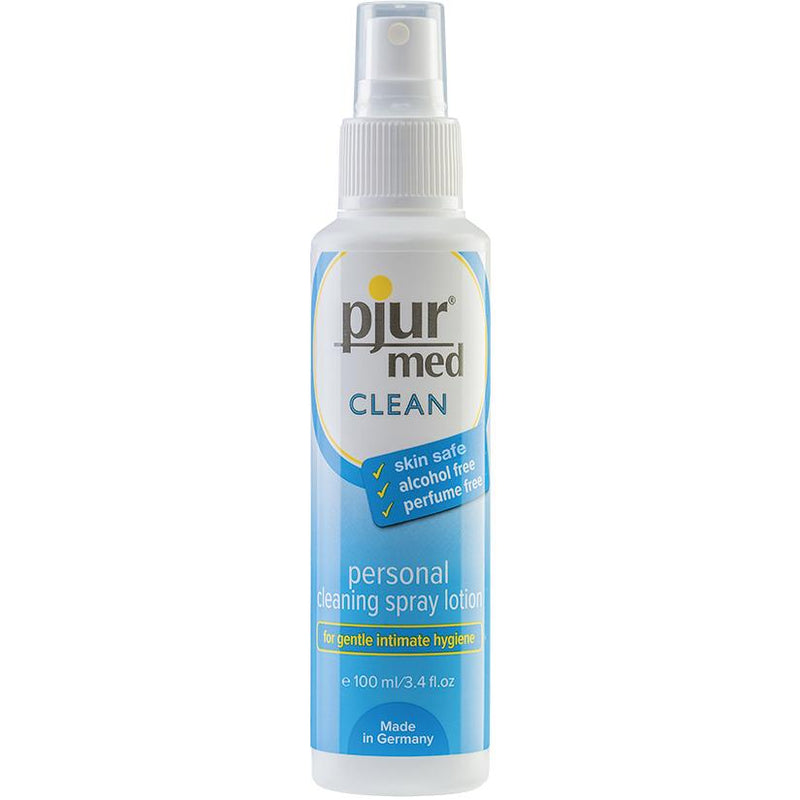 Pjur Cleaning Spray - Kinkly Shop