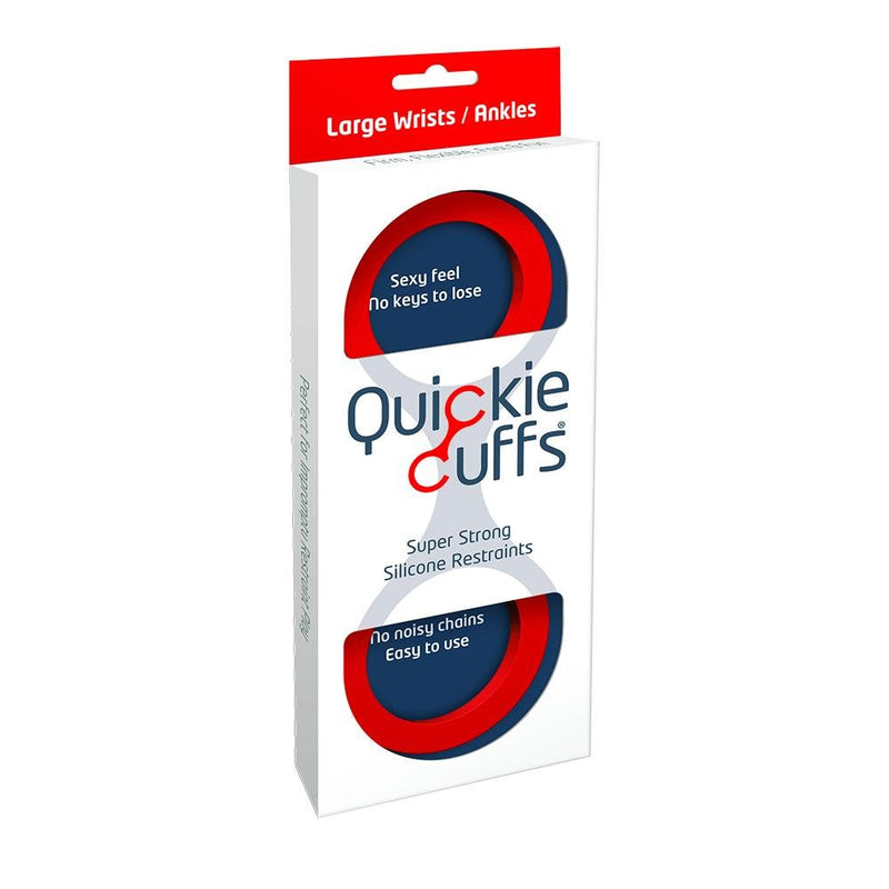 Quickie Cuffs - Kinkly Shop