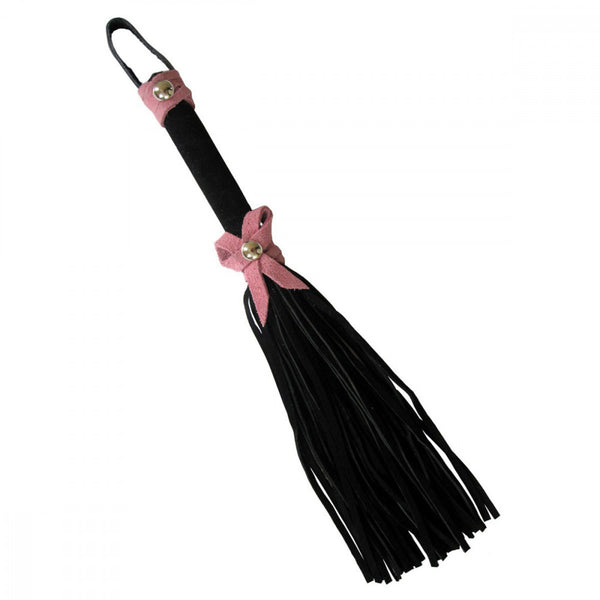Ruff Doggie Styles Love Knot Travel Flogger | Kinkly Shop