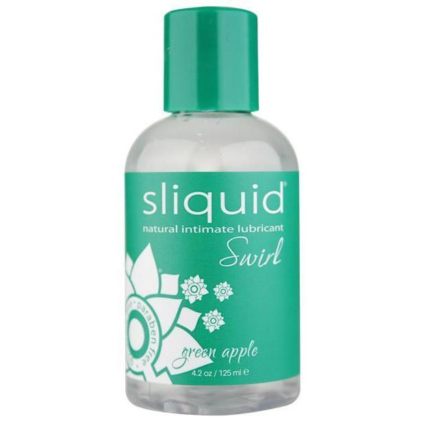 Sliquid Swirl Flavored Lubricant - 4.2OZ - Kinkly Shop