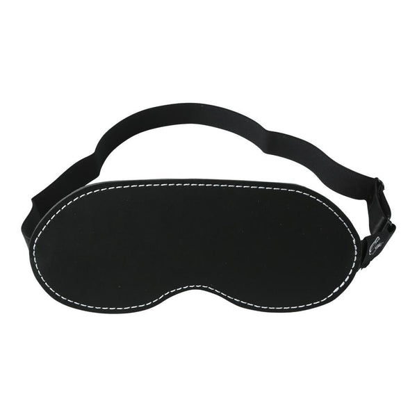 Sportsheets Edge Leather Blindfold - Kinkly Shop