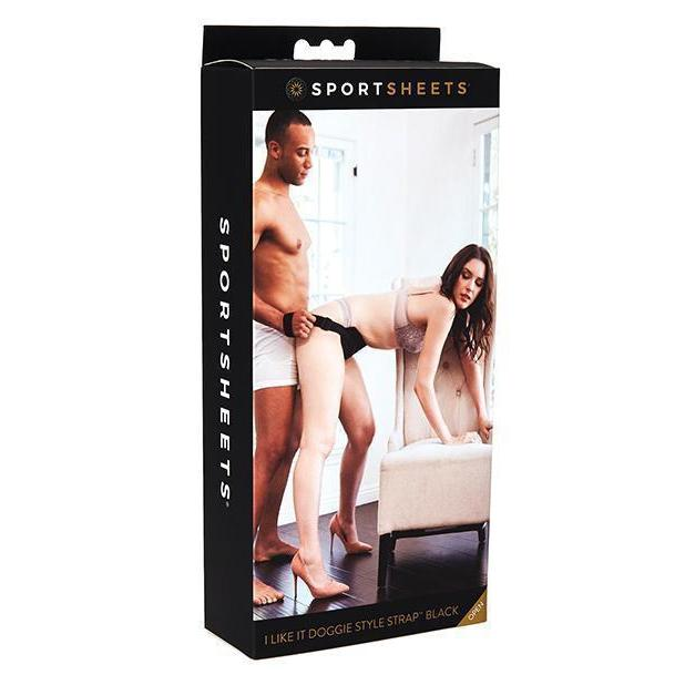 Sportsheets I Like It Doggie Style Strap - Kinkly Shop