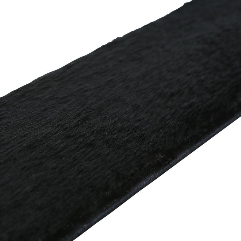Sportsheets Leather Paddle with Black Fur Side - Kinkly Shop