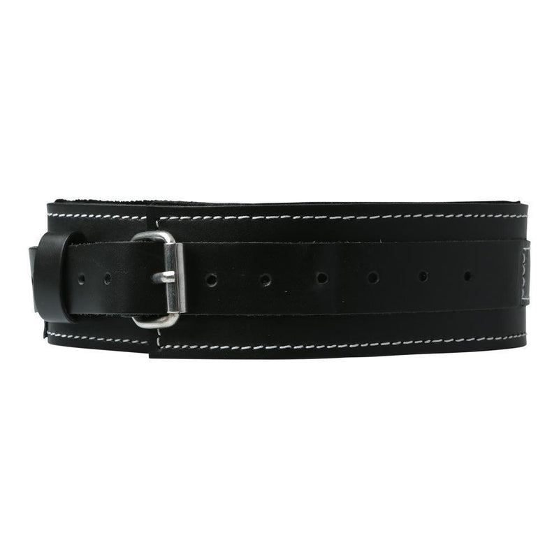 Sportsheets Lined Leather Collar - Kinkly Shop