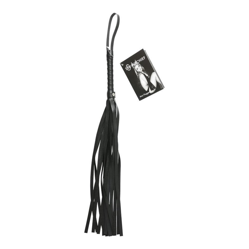 Sportsheets Mini Faux Leather Flogger - Kinkly Shop