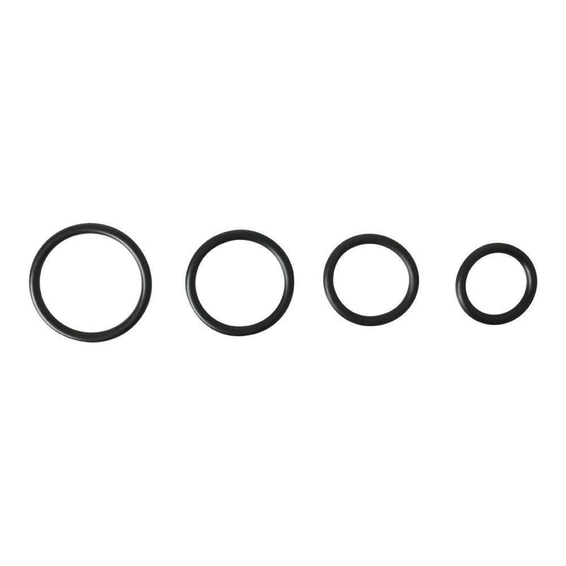Sportsheets Rubber O Ring, 4 Pack - Kinkly Shop