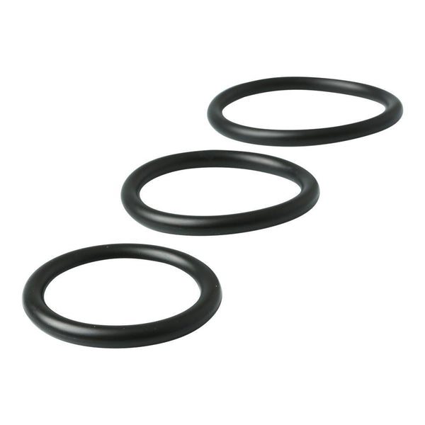 Sportsheets Set of 3 Rubber Cock Rings - Kinkly Shop