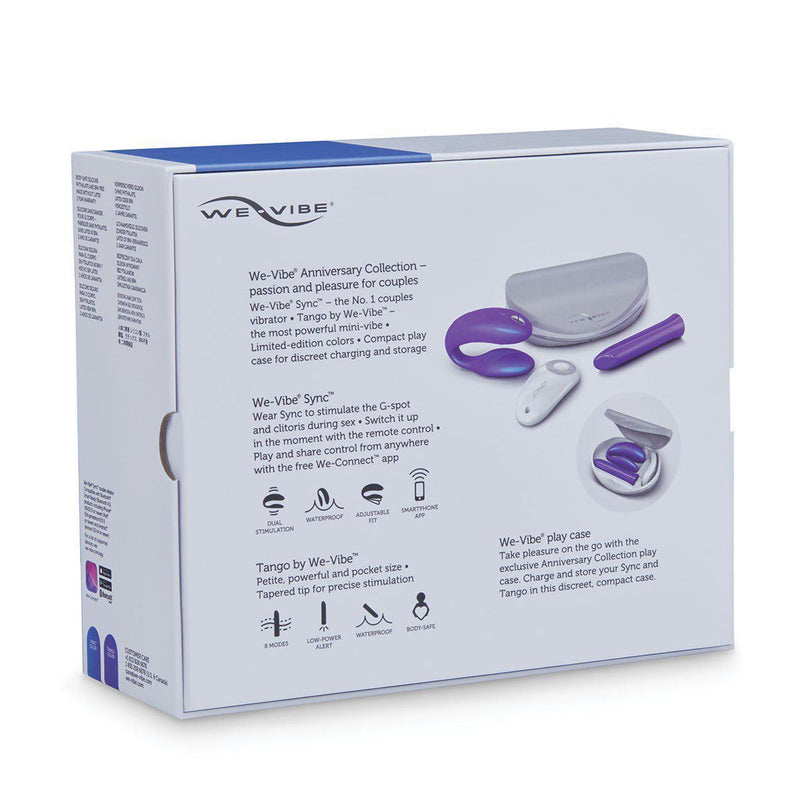 We-Vibe Anniversary Collection - Kinkly Shop
