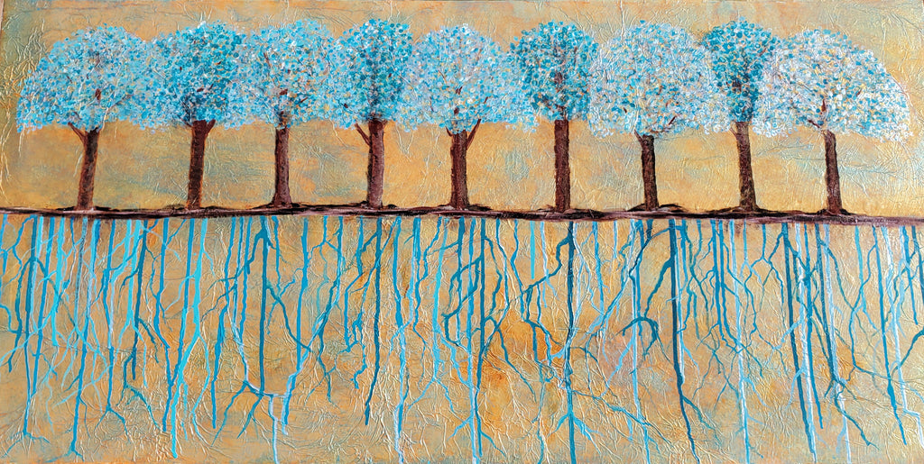 roots of the life (SOLD)