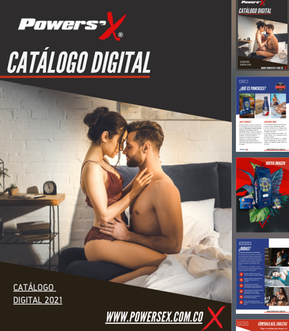 Powersex Catalogo oficial 2021 - www.powersex.com.co