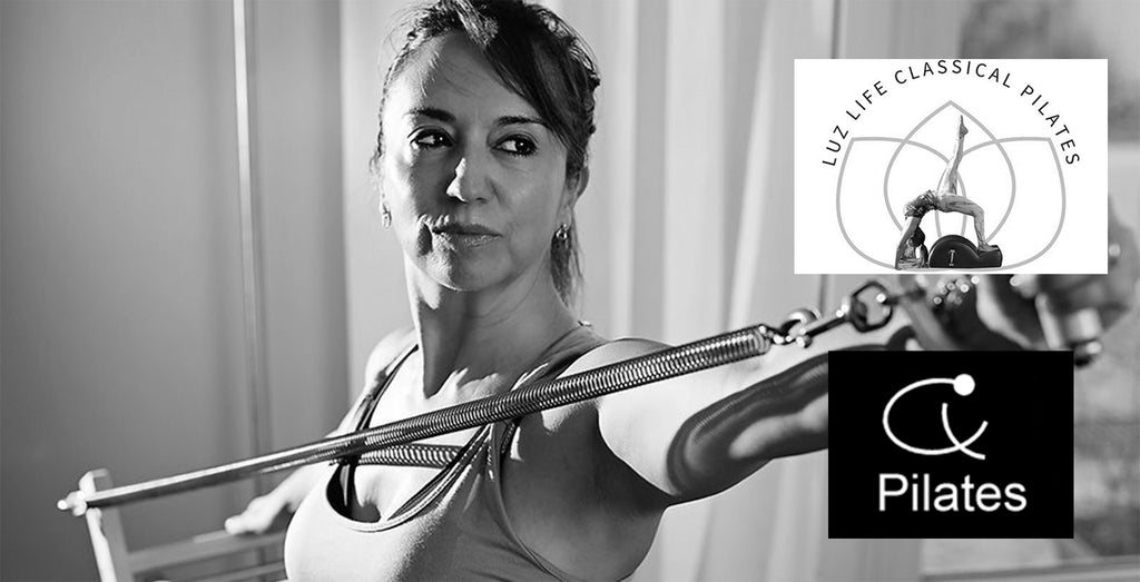 Luz A. Lovern at QPilates Barcelona | Arregon Original Pilates Equipment