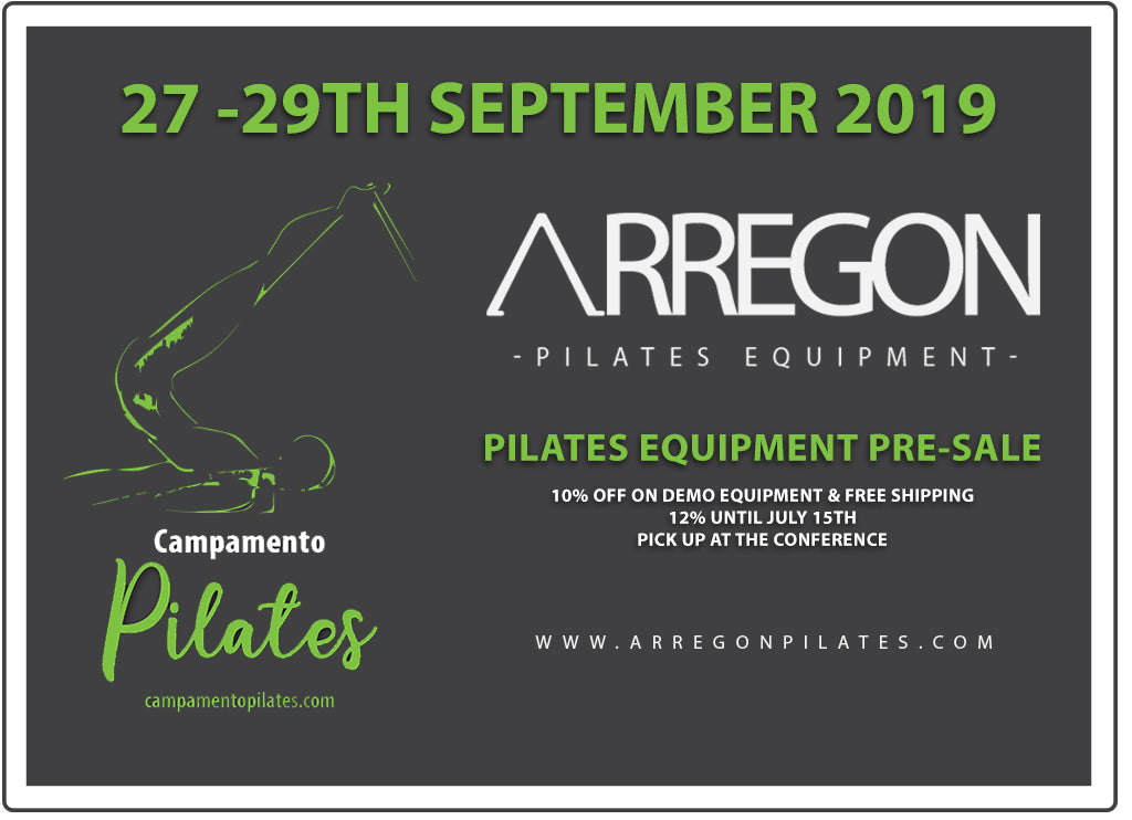 Campamento de Pilates Cabo de Palos Murcia | Arregon® Original Pilates Equipment