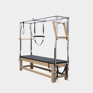 Classic Cadillac in Mapple Wood Frame | ARREGON® Original Pilates Equipment