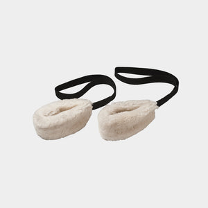 Sheepskin Loop Canvas for Cadillac Sheepskin Loops Canvas Straps for Cadillac | ARREGON® Original Pilates Equipment