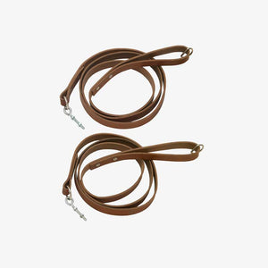 Leather Reformer Straps (Pair) | ARREGON® Original Pilates Equipment