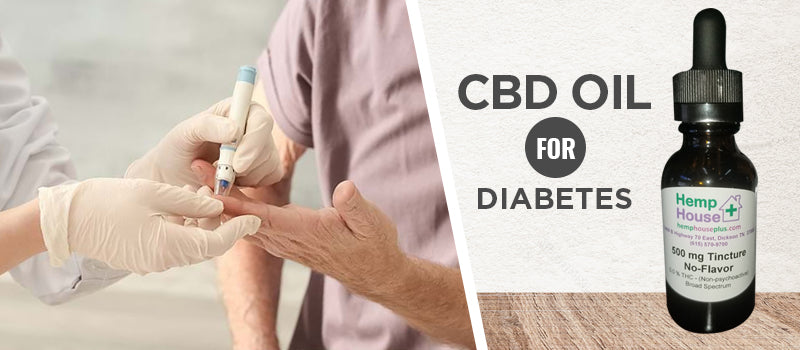 Can CBD oil be used for the treatment or prevention of Diabetes?