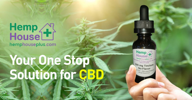 Hemp House Plus - One Stop Solution for CBD