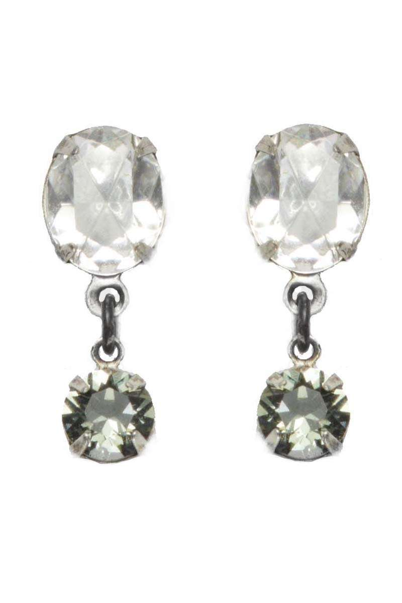 STUD Crystal Bridal Earrings