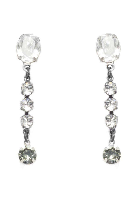 FORMALITY Crystal Earrings