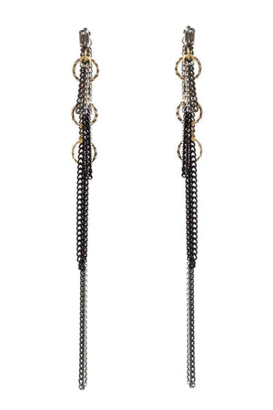 ICONIC  Long Earrings  - Multicolor