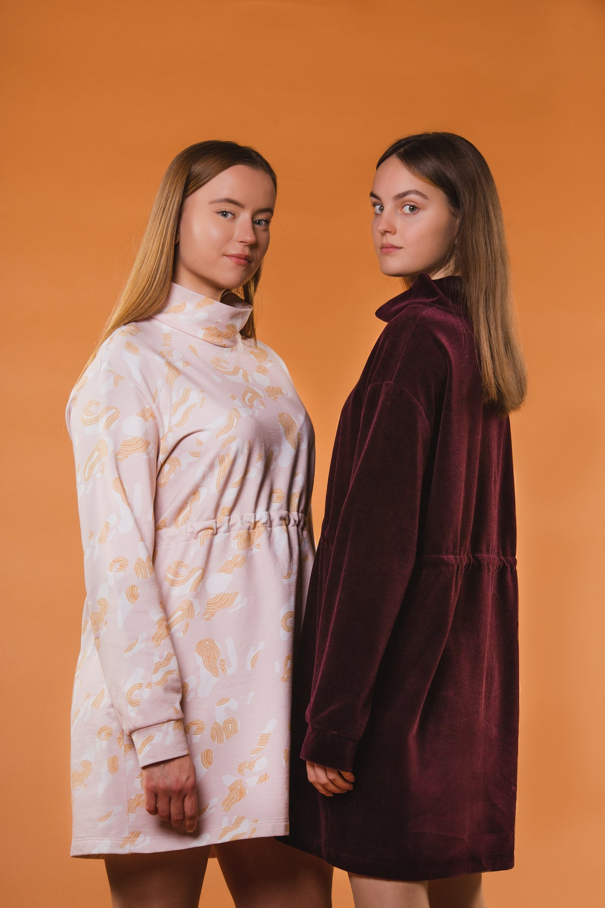 New collection of eco friendly clothing inspired by the Lappish light and landscapes - MORICO slow fashion from Finland