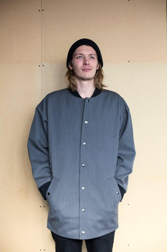 Mori Jacket - Graphite
