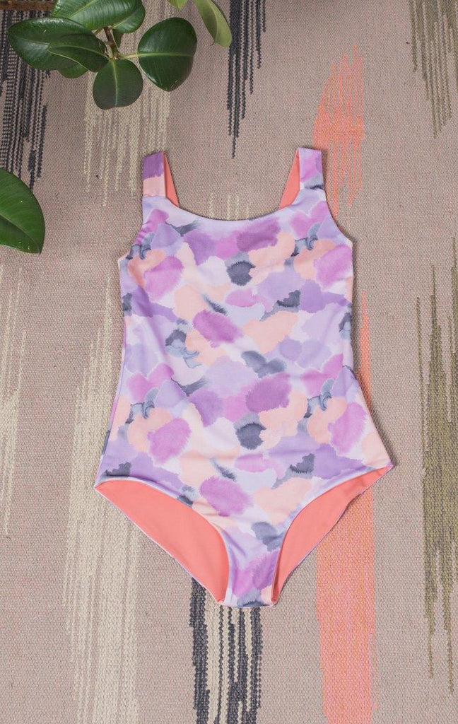 Try on our sustainable clothing Swimwear Helle One Piece - MORICO