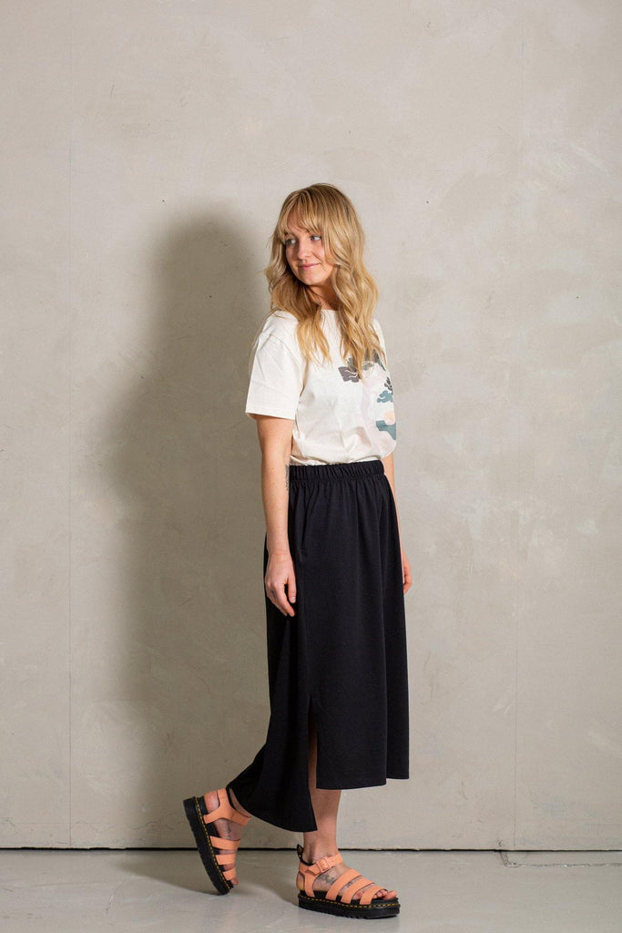 Luna Skirt - Black