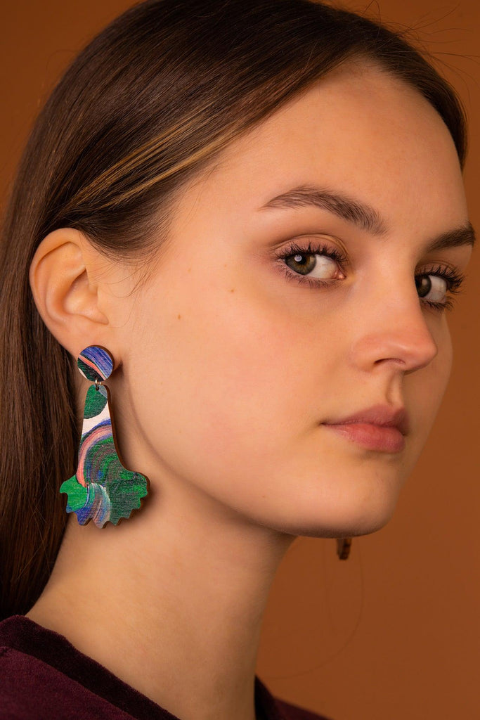Waterfalls Earrings