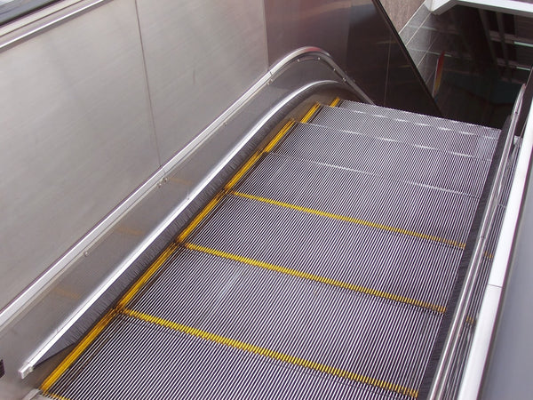 Escalator Safety Brushes Industrialbrushware