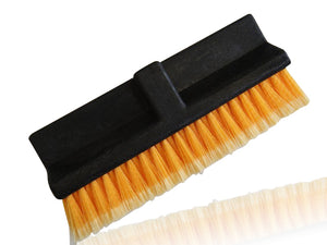 "Brush BULLDOG 10"" BI - LEVEL ANGLED BRUSH HEAD - SOFT RT204"