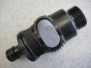 Accessory Part 3 POSITION VALVE TAP W/ ADAPTOR V1