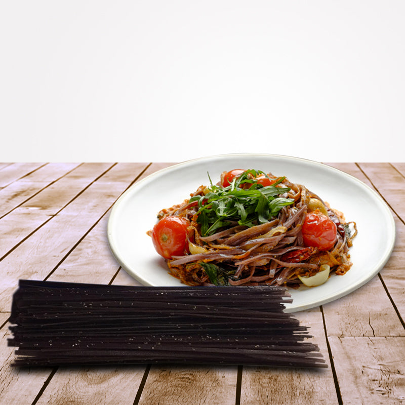 Perfect Earth Organic Chia Pasta - Black Rice - Bulk Packs 10kg