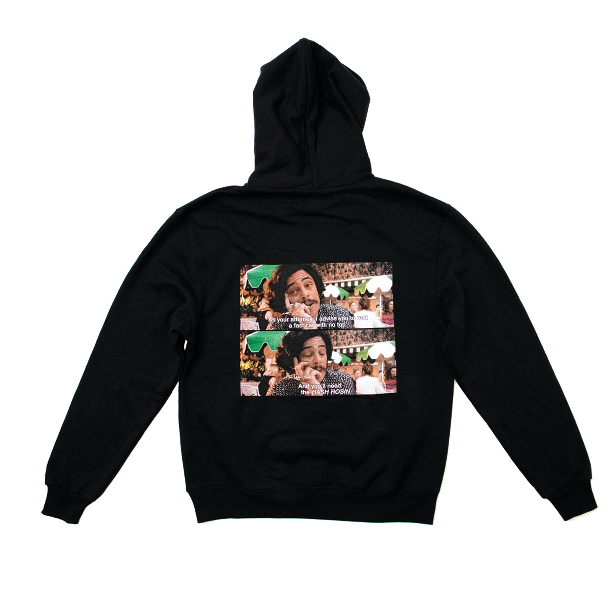 New 710 Labs x GZ1 collab hoodie