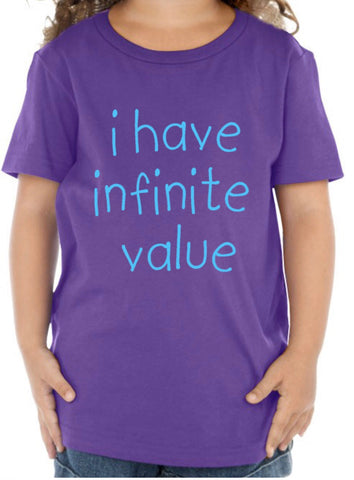 Infinite Value Girls Tee
