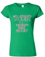 Well-Behaved Women...