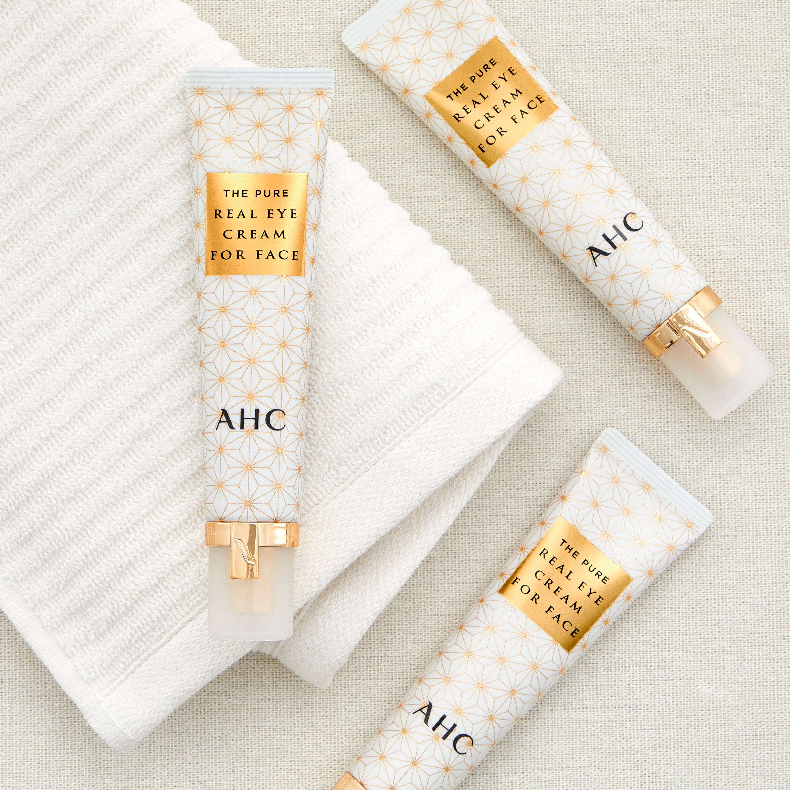 AHC real eye cream for face