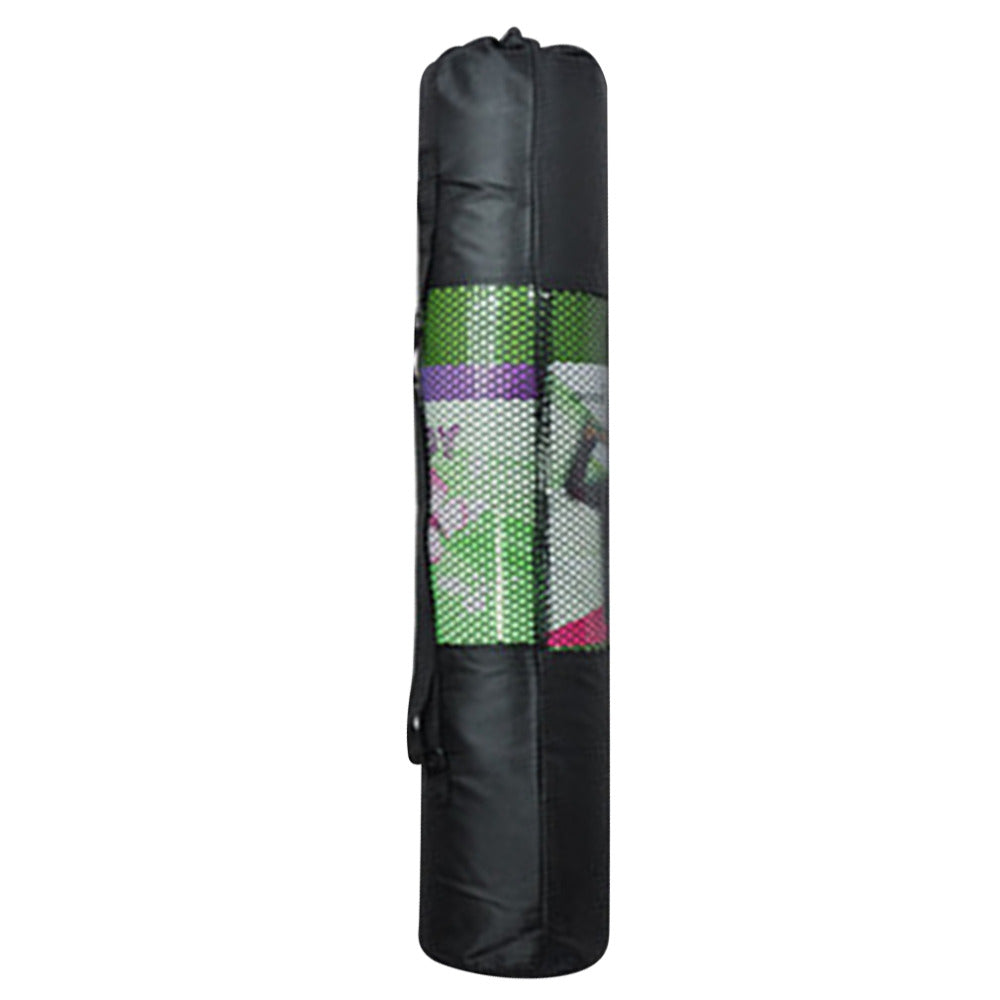 Portable Yoga Mesh Carrier 67cm