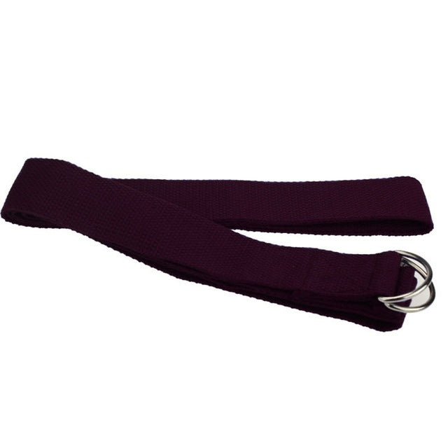 D-Ring  Yoga Stretch Strap