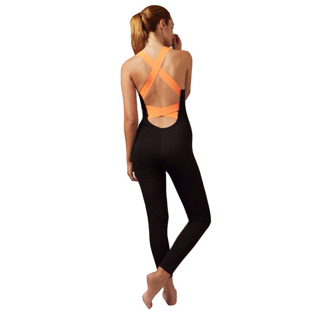 One-pieces Sports Suit