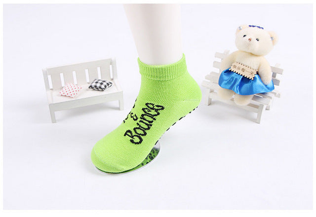 PVC Rubber Yoga Socks