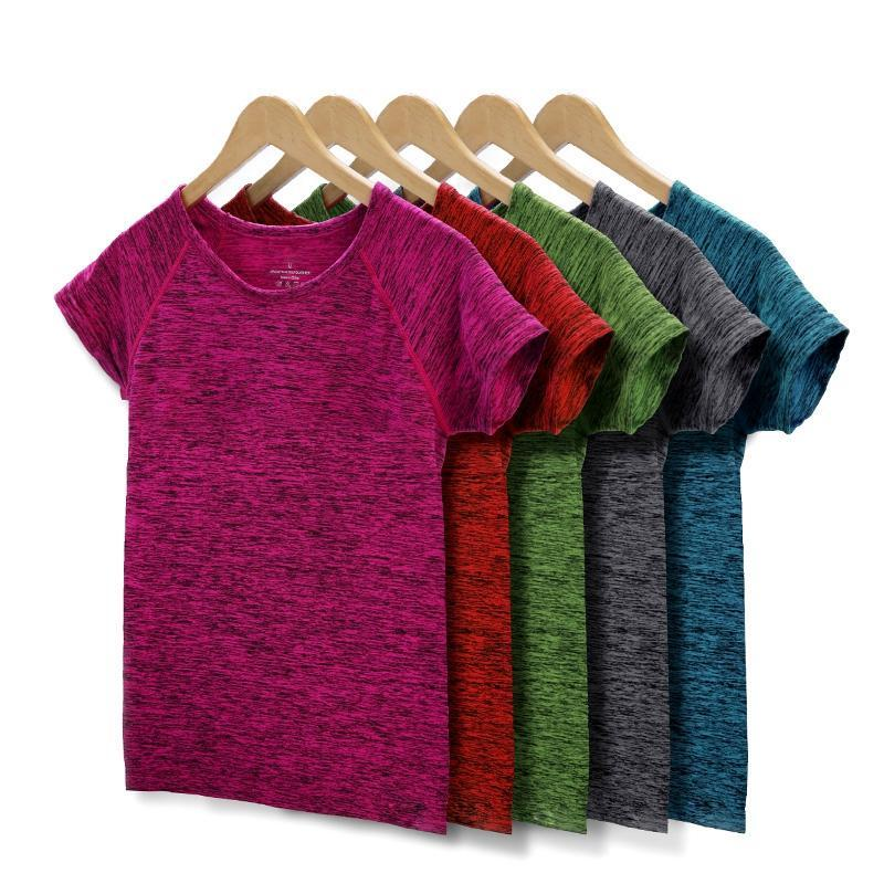 Exercise Short Sleeve Tops