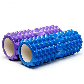 Crescent-shaped Yoga Roller