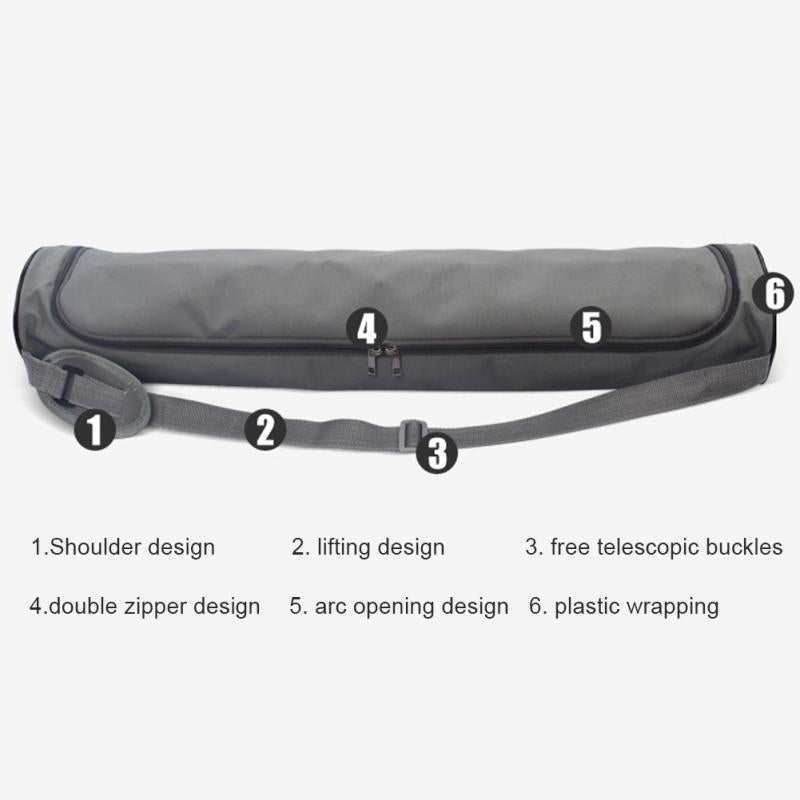 Waterproof Lightweight Yoga Mat Bag