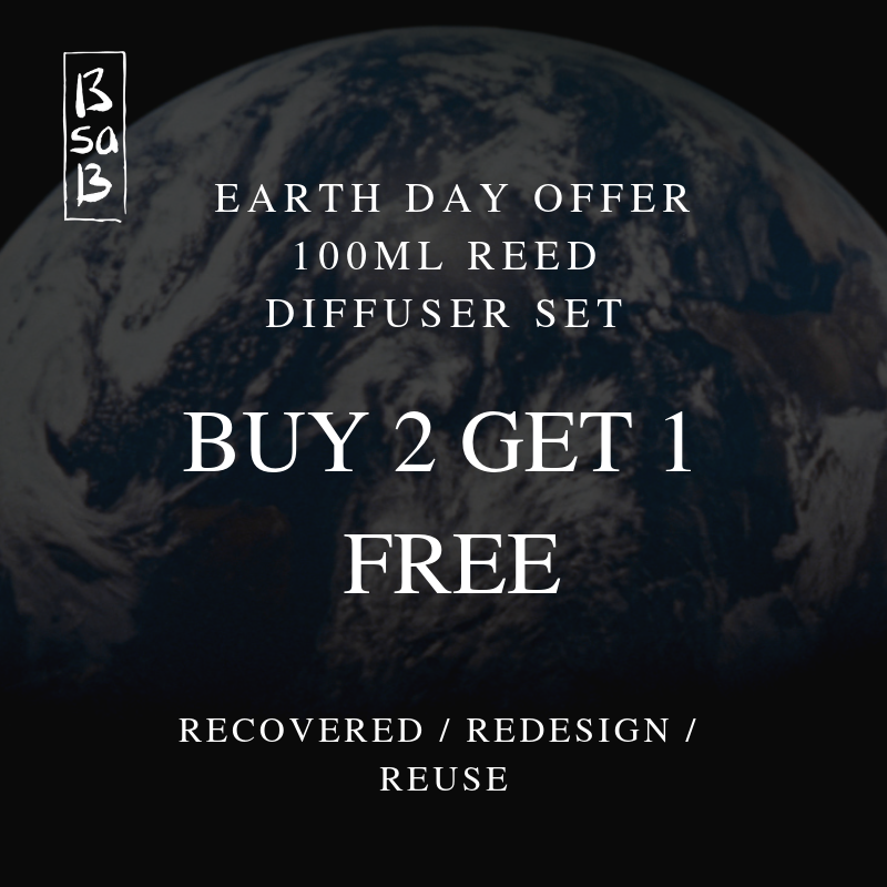 EARTH DAY OFFER 28 MAR 2019 TO 22 APR 2019
