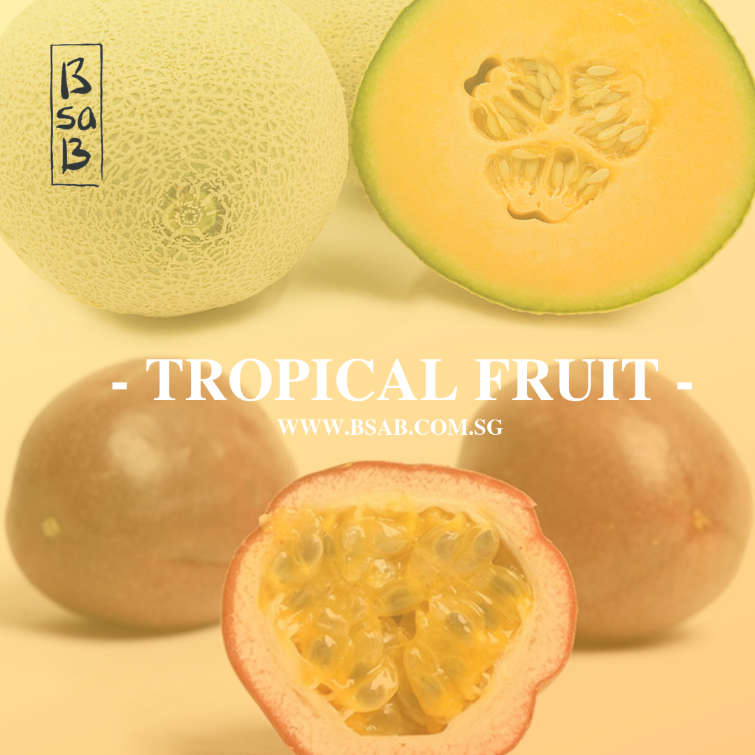 TROPICAL FRUIT (Our Signature Scent New Launch)