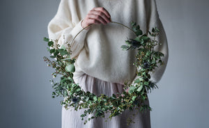 Wreath Making Hoop Set